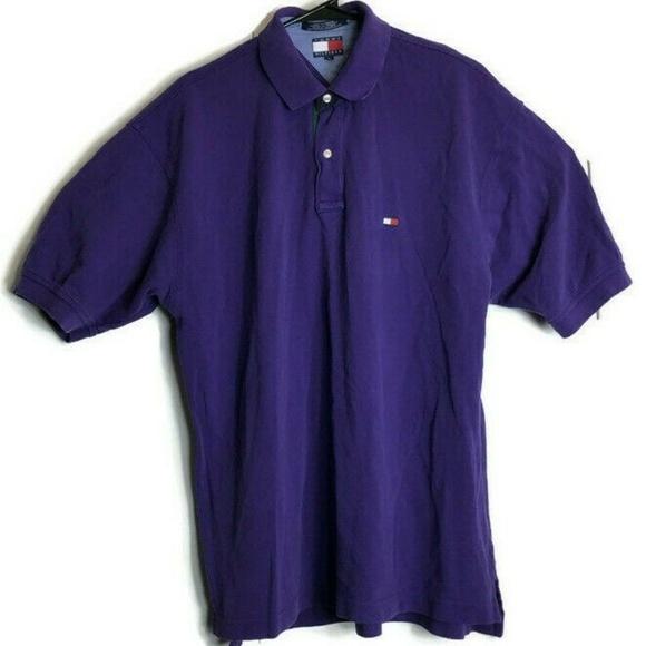 Tommy Hilfiger Other - Vintage Tommy Hilfiger Flag Polo Shirt